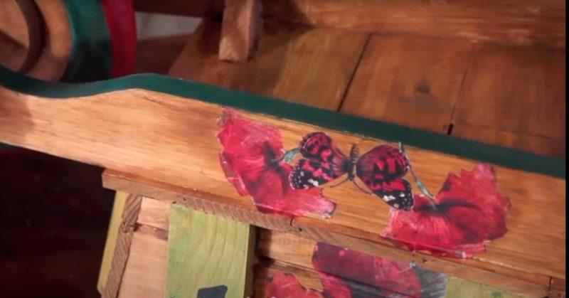 Monográfico tintes semi transparentes para madera Americana Decoart Stain en Mér