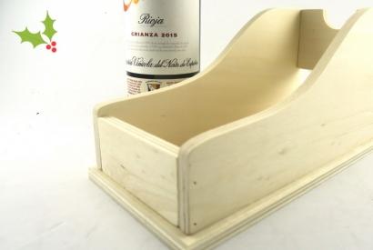 Ideas originales de regalo en madera decorada DIY