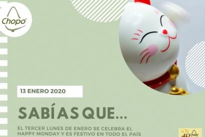 HAPPY MONDAY 2020