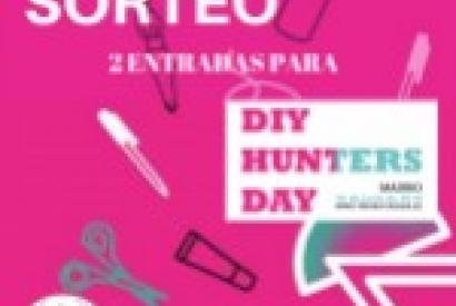 Sorteamos dos entradas para DIY Hunters Day 2